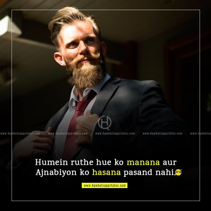 attitude status in punjabi urdu