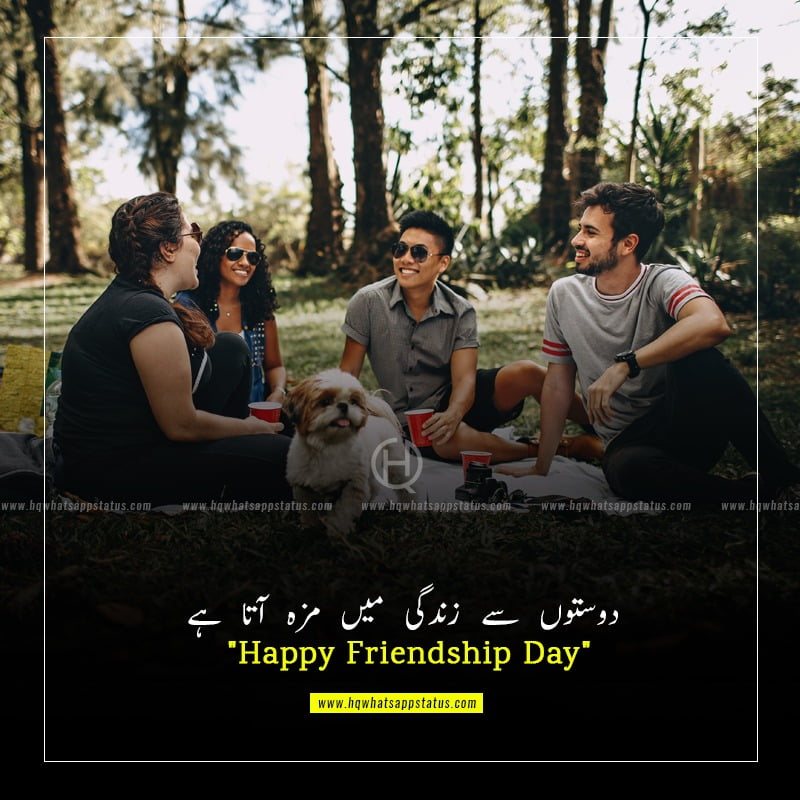 beautiful quotes on friendship love and life in urdu