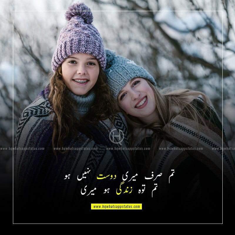friendship poetry in urdu 2018