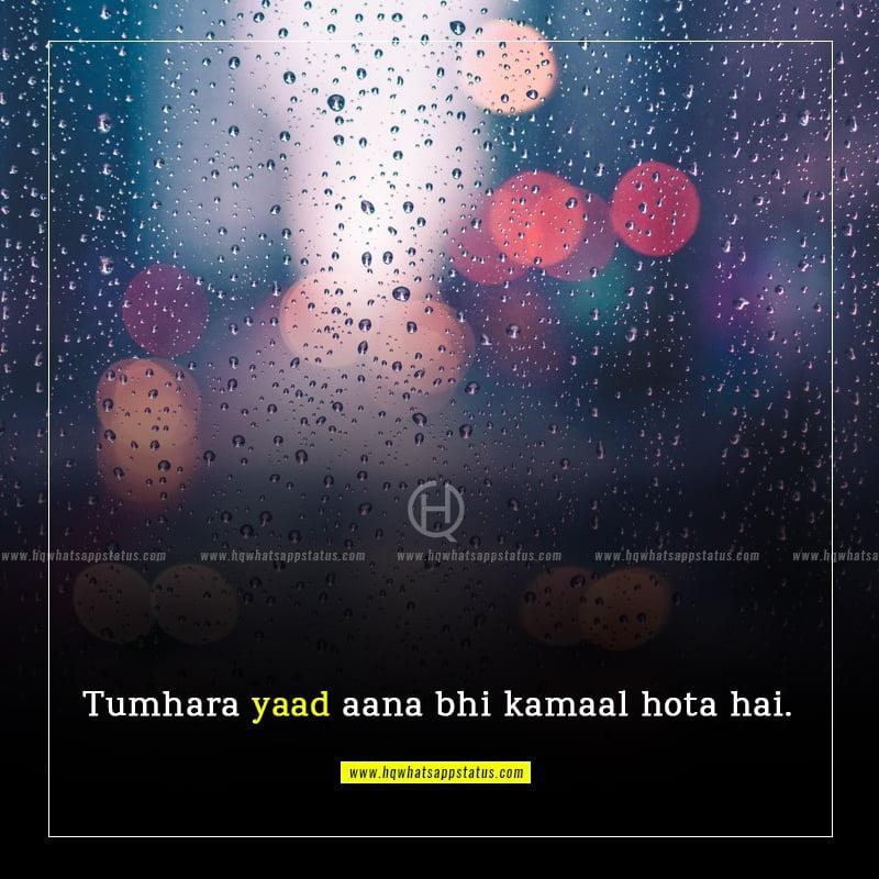 hindi status one line