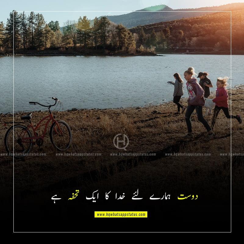 nice friendship quotes for facebook in urdu
