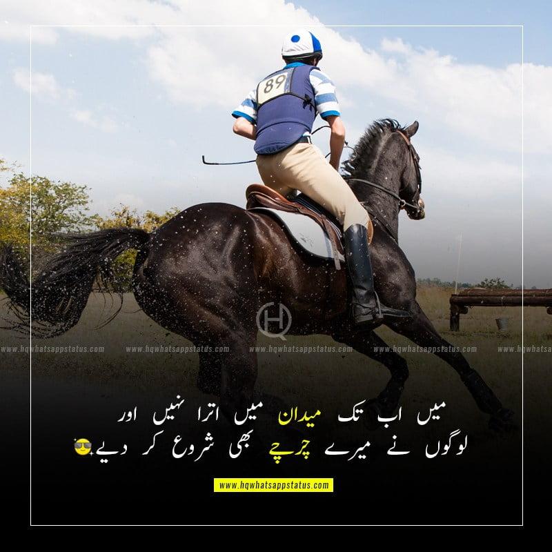 status for attitude in urdu