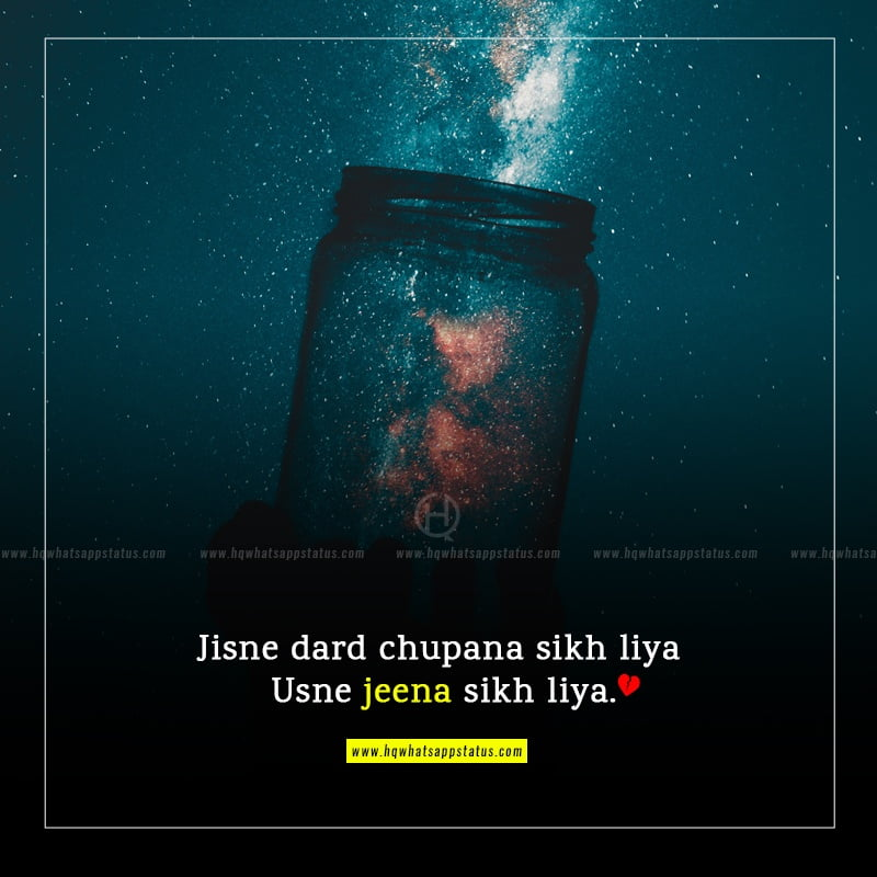 status for whatsapp sad in hindi