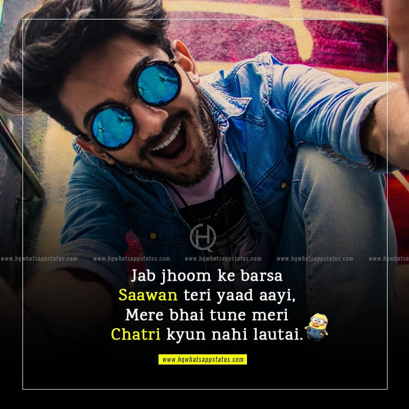 funny friends quotes in urdu