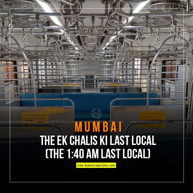 mumbai local quotes