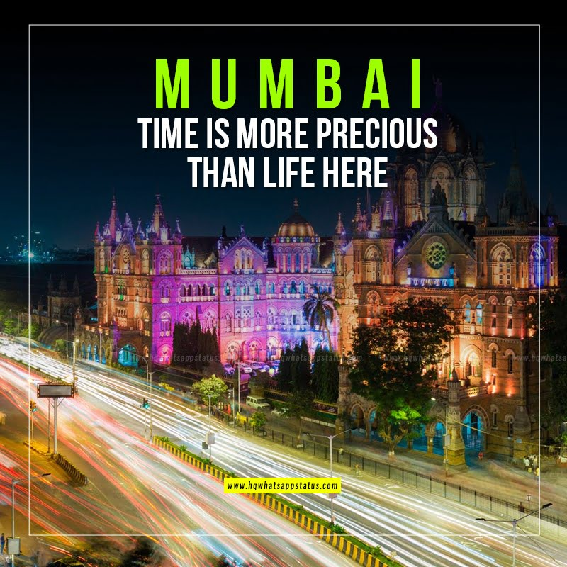 mumbai quotes in english