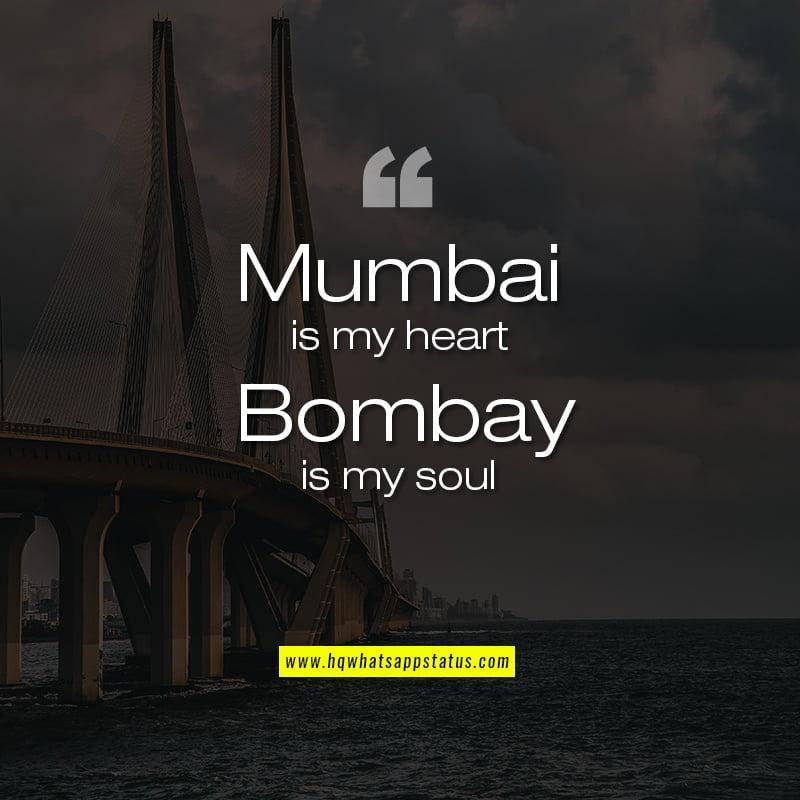 Best Mumbai Quotes
