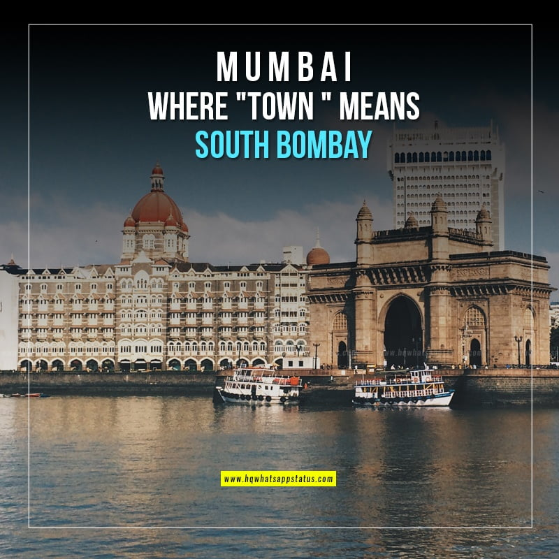 quotes on bombay