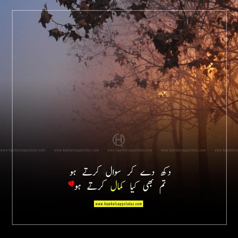 quotes sad in urdu