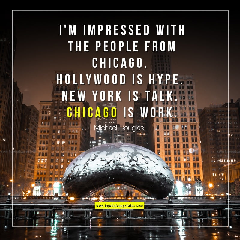 famous chicago quotes