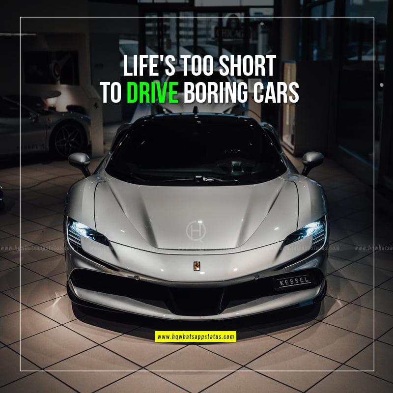 automotive sayings