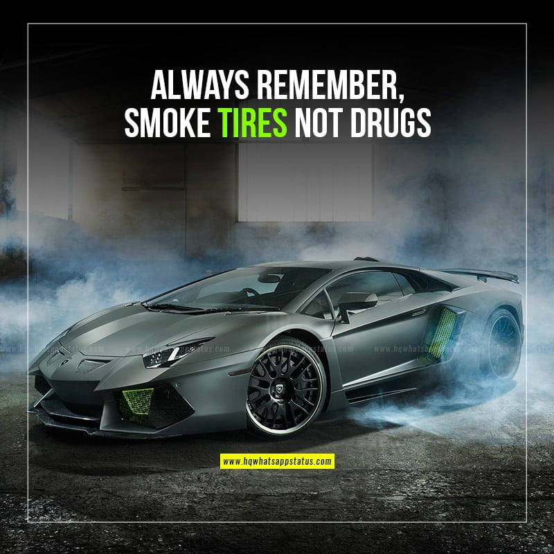car quotes and saying