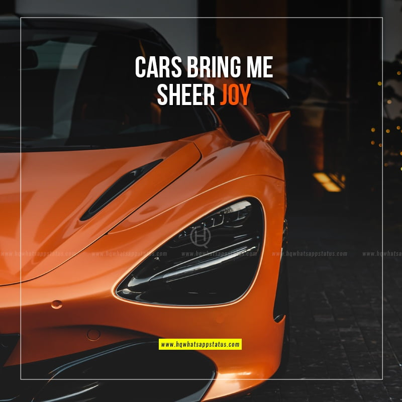 cool car quotes