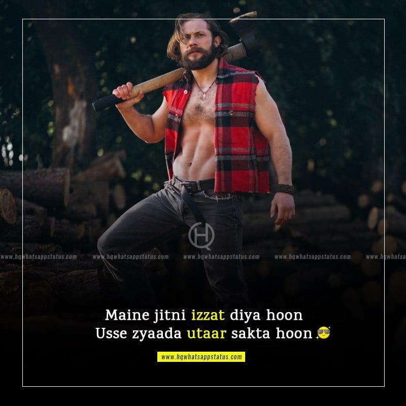 rajput attitude quotes in hindi