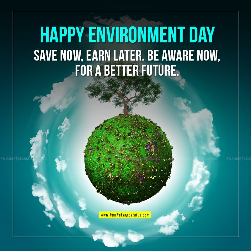 environment day slogans