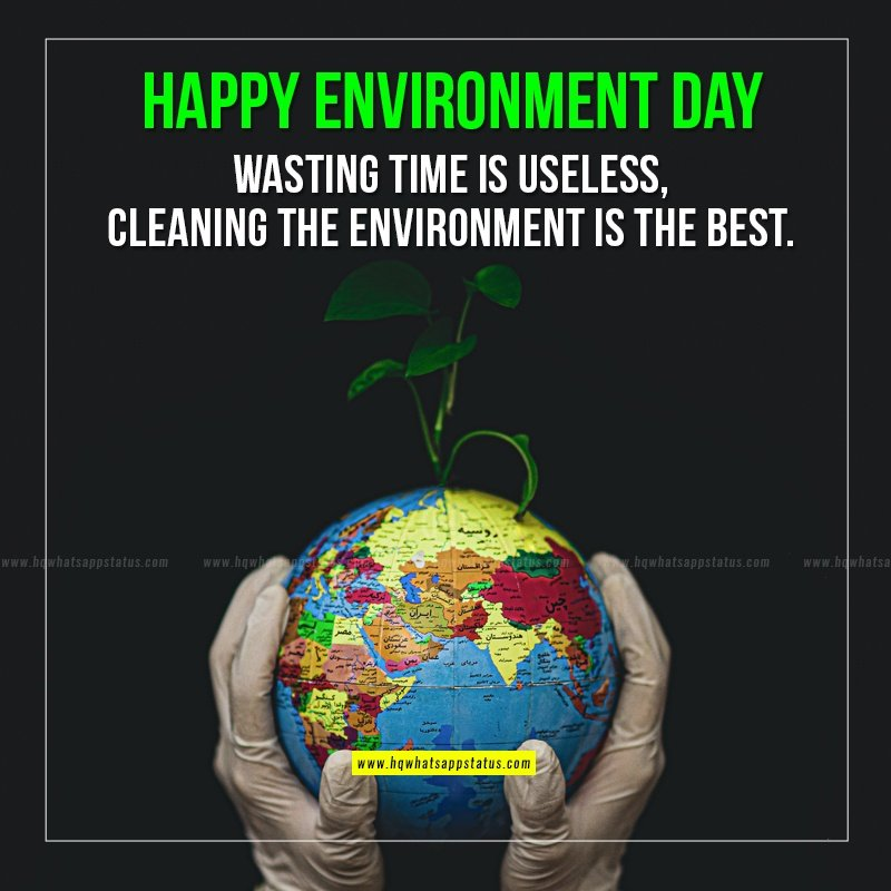 quotes on world environment day
