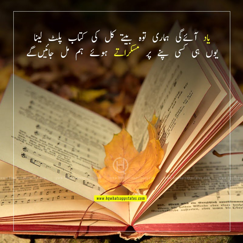 tumhari yaad shayari in urdu