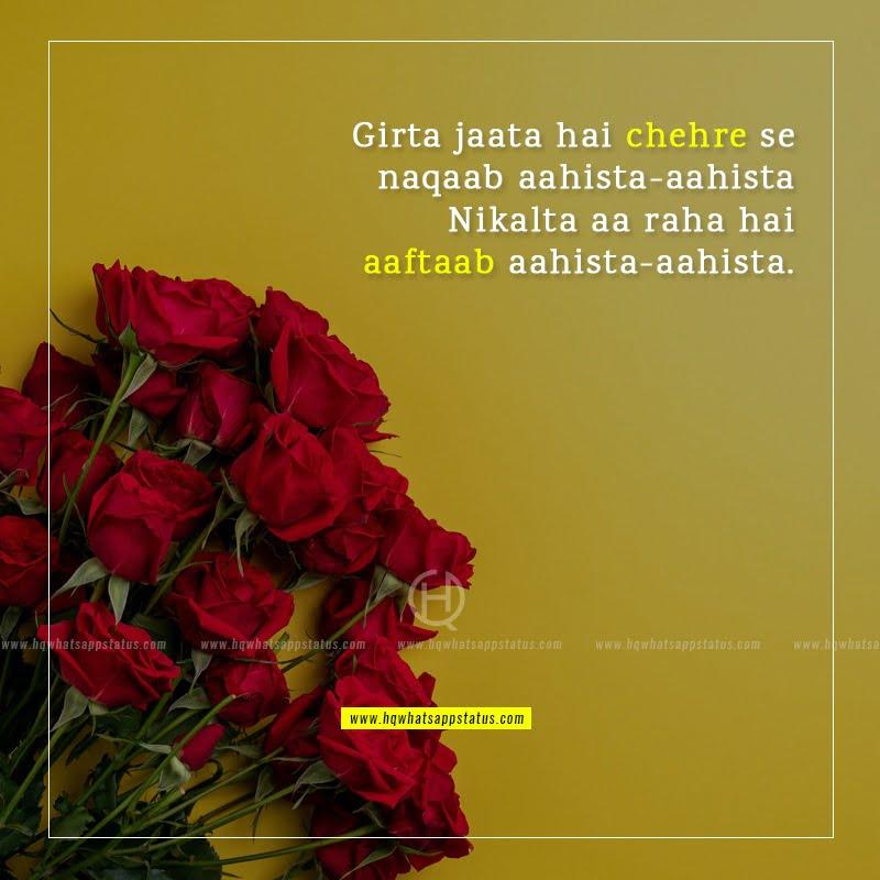 urdu poetry for beauty